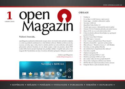 openmagazin01-2010