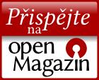 Přispějte na výrobu openMagazinu