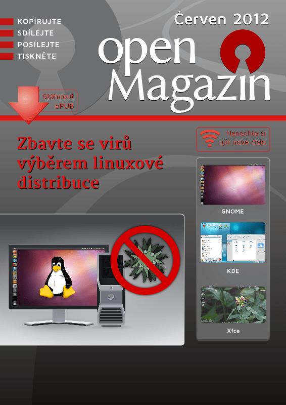 Stáhněte si openMagazin 06/2012